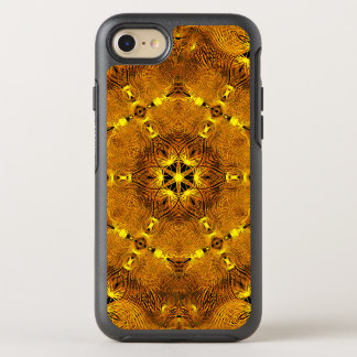 Fire Wings Mandala OtterBox Symmetry iPhone 7 Case
