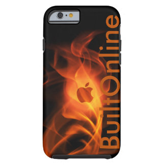 Fire Within The Apple (BuiltOnline Edition) Tough iPhone 6 Case