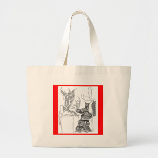 fire writer tote bags