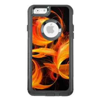 Fireball Abstract Art Commuter OtterBox iPhone 6/6s Case