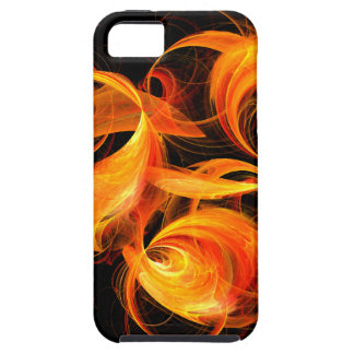 Fireball Abstract Art iPhone 5 iPhone 5 Cases