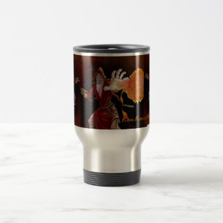 Fireball Wizard Mug