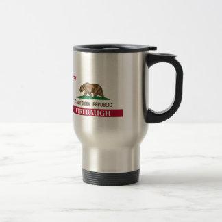 Firebaugh California Stainless Steel Travel Mug