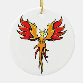 Firebird Christmas Ornament