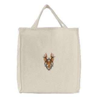 Firebird Embroidered Bags