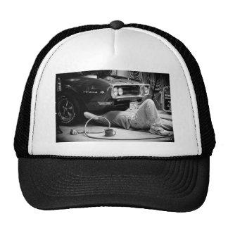 Firebird Mechanic Hats