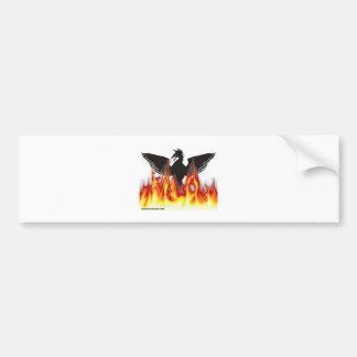 FireBird / Phoenix Bumper Sticker