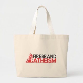 Firebrand Atheism Tote Bag