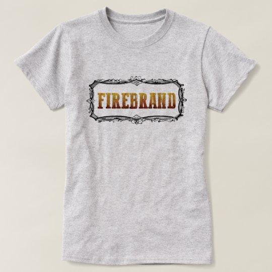 Firebrand logo T-Shirt