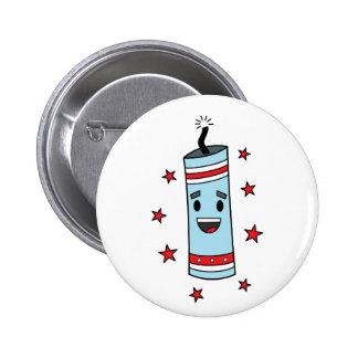 Firecracker - Button