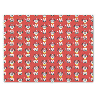Firedog pattern gift tissue paper