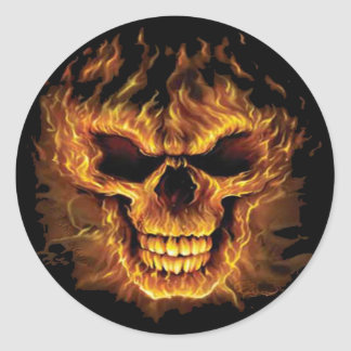 FireFace Stickers