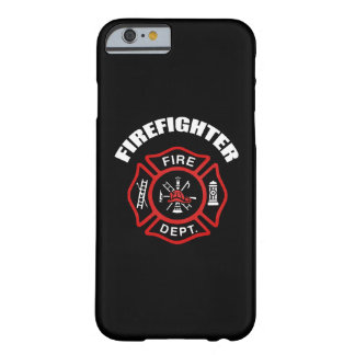 Firefighter Badge Barely There iPhone 6 Case
