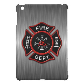 Firefighter Badge Deluxe iPad Mini Cases