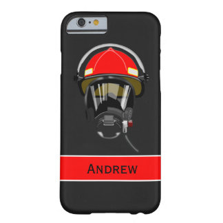 Firefighter Barely There iPhone 6 Case