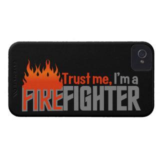 Firefighter Blackberry Bold case