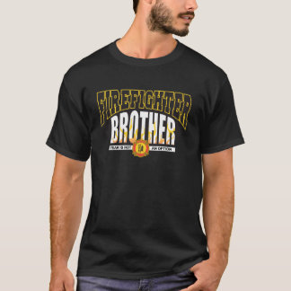 Firefighter Brother T-Shirt