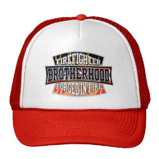 Firefighter Brotherhood Mesh Hats