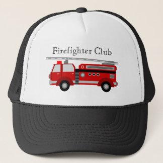 Firefighter Club Trucker Hat
