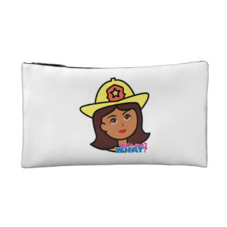Firefighter Cosmetic Bags