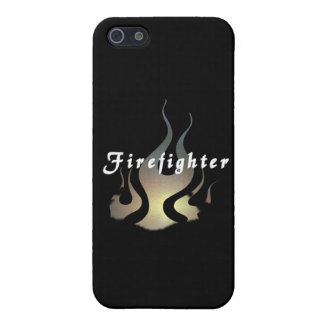 Firefighter Decal iPhone 5 Case