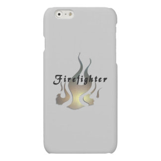 Firefighter Decal iPhone 6 Plus Case