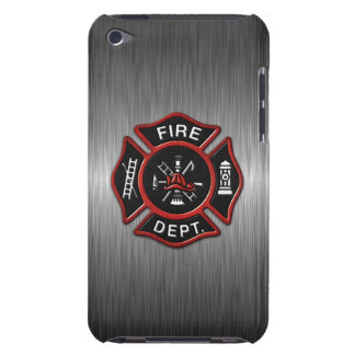 Firefighter Deluxe Barely There iPod Covers