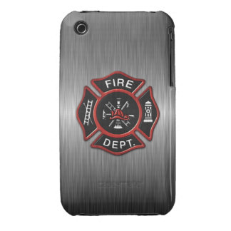 Firefighter Deluxe iPhone 3 Cases