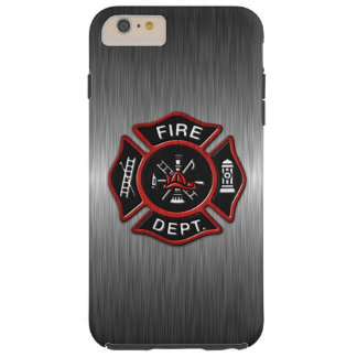 Firefighter Deluxe Tough iPhone 6 Plus Case