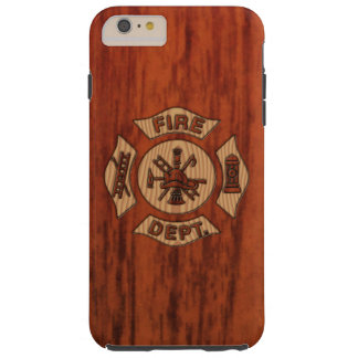 FireFighter Elegant Tough iPhone 6 Plus Case