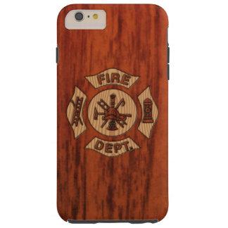 FireFighter Elegant Tough iPhone 6 Plus Case