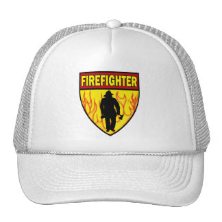 FIREFIGHTER EMBLEM CAP