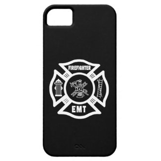 Firefighter EMT iPhone 5 Covers