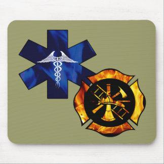 Firefighter/EMT Mouse Mat