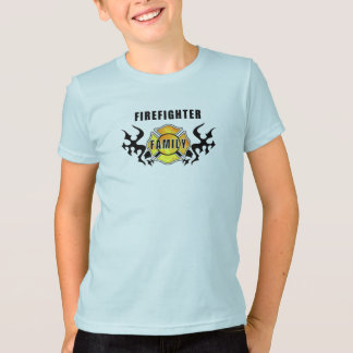 Firefighter Family T-Shirt
