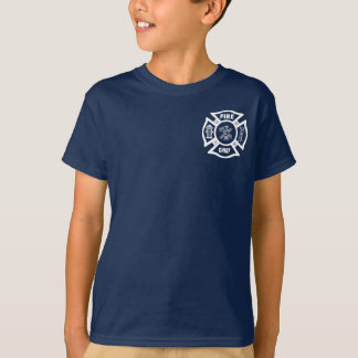 Firefighter Fire Chief T-Shirt