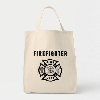 Firefighter Fire Dept Bag
