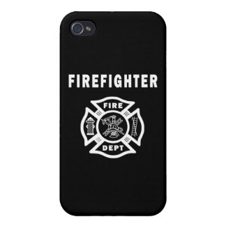 Firefighter Fire Dept iPhone 4/4S Cases