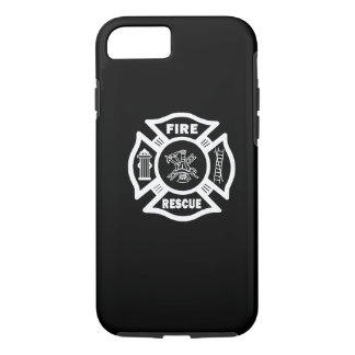 Firefighter Fire Rescue iPhone 7 Case