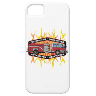 Firefighter Fire Truck iPhone 5 Case