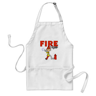 Firefighter Gift Adult Apron