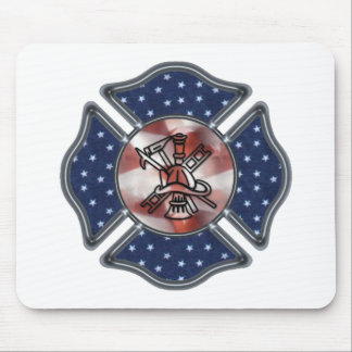 Firefighter Gift Mousepad