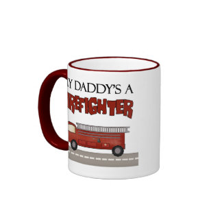 Firefighter Gifts Coffee Mugs