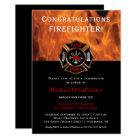 Firefighter Graduation Announcement | Party