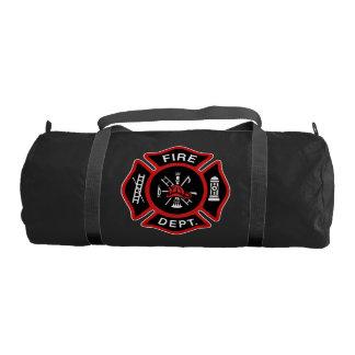 Firefighter Gym Duffel Bag