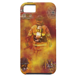 Firefighter iPhone 5 Covers