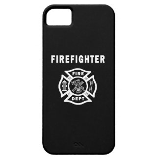 Firefighter Logo Case For The iPhone 5