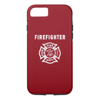 Firefighter Logo iPhone 7 Case