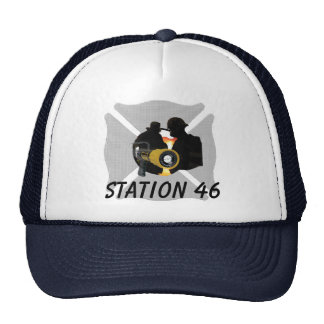 Firefighter Maltese Nozzle Hat