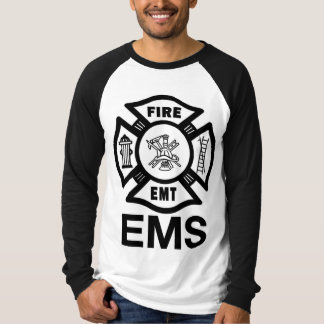 """""""Firefighter"""" Men's TSHIRT"""